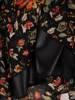 Sukienka o trapezowym kroju, kreacja z falbanami 27064