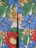 Sukienka w kwiaty, wiosenna kreacja z tkaniny 29531