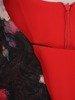 Sukienka wyjściowa, nowoczesna kreacja damska 25877